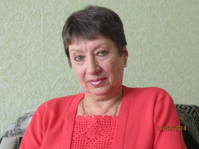 Фауст Галина Валерияновна